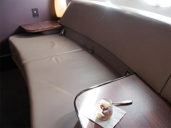 カタール航空 ビジネスクラス 14