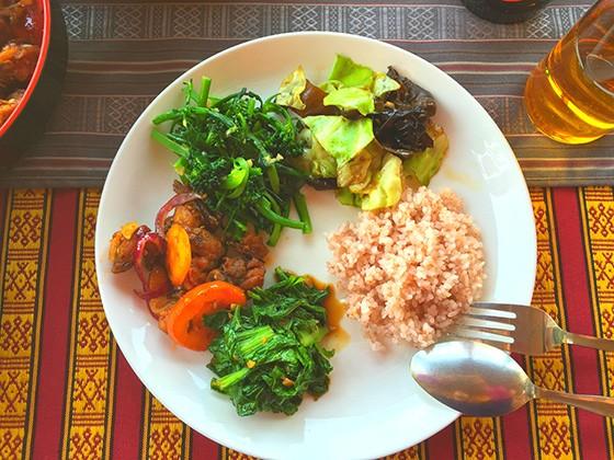 ブータンの激辛食にハマる003