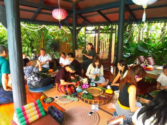タイの花文化博物館005