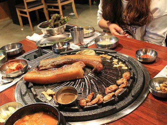 韓国の飲み会002