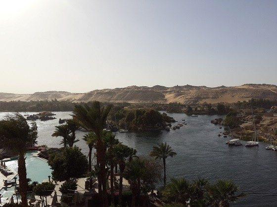 エジプト オールド カタラクト 15