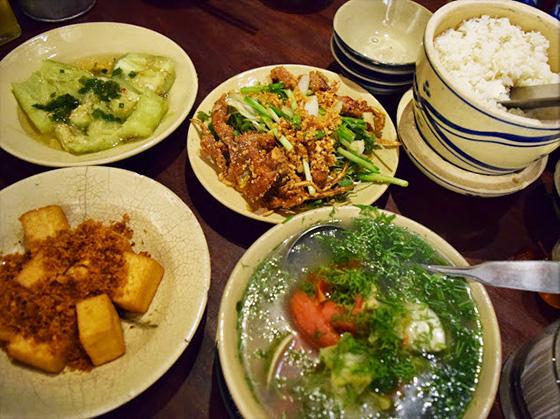 ベトナム料理店クックガッククアン008