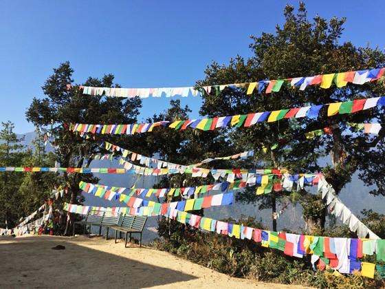 ブータンのタクツァン僧院003