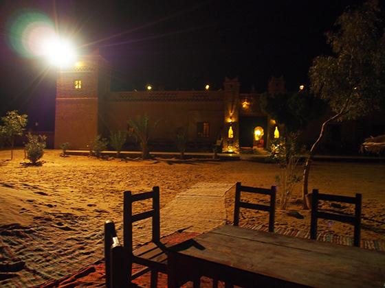 モロッコ サハラ砂漠 ラクダ 03