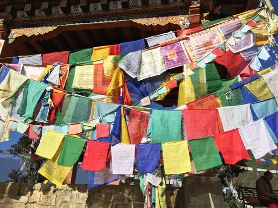 ブータンのタクツァン僧院004