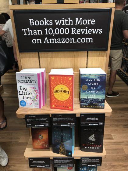 ロサンゼルス初出店 メディアで話題のamazon books 旅pocket 旅