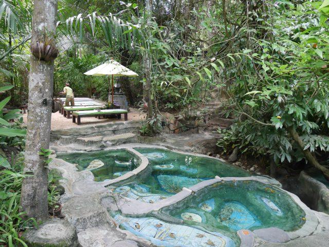 タイのクラビ温泉005