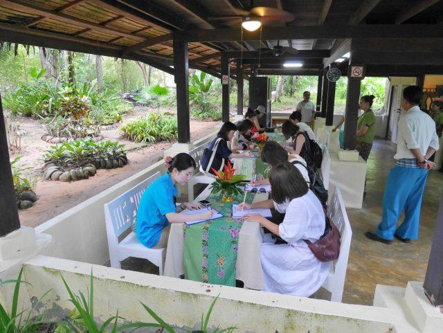 タイのクラビ温泉003