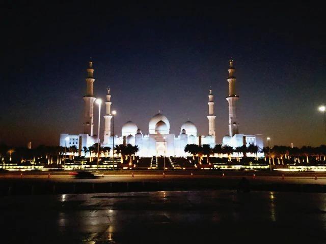 アブダビ モスク 03