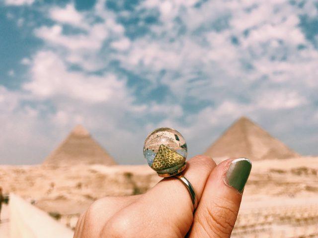 エジプト 一人旅 01