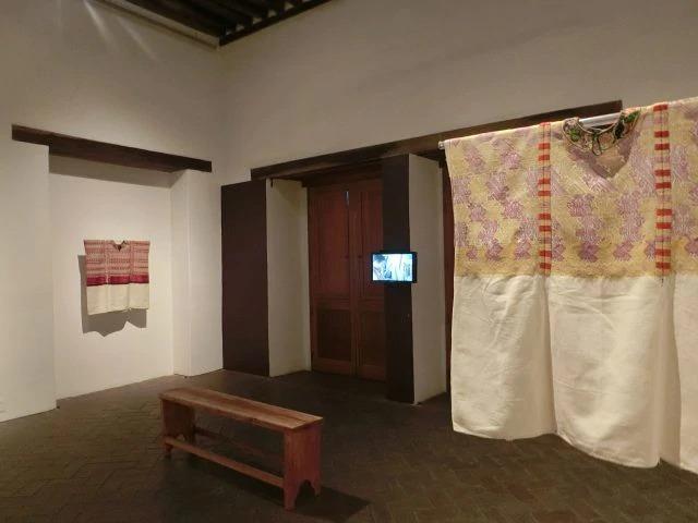 メキシコ 刺繍とアートの町 12