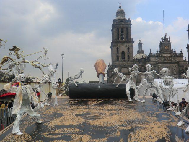メキシコ 死者の日 08