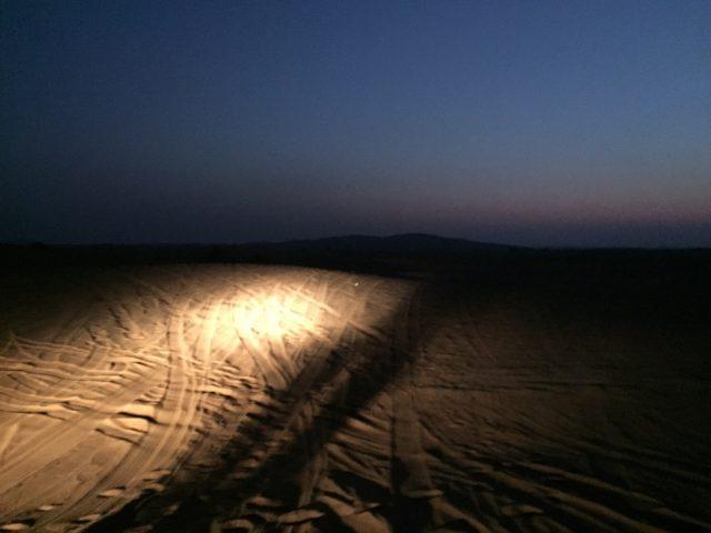 ドバイ 砂漠 サンライズツアー 02