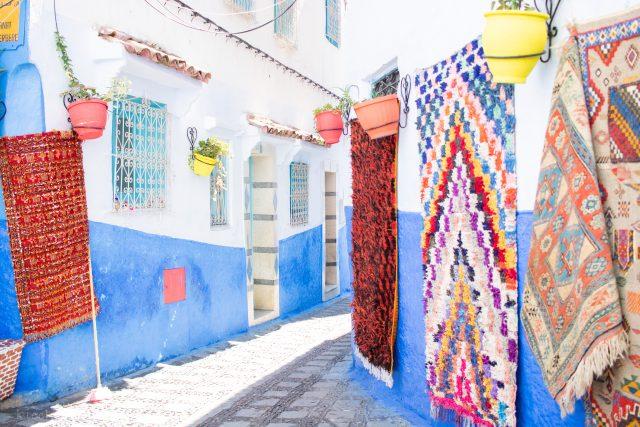 モロッコ カラフル 09