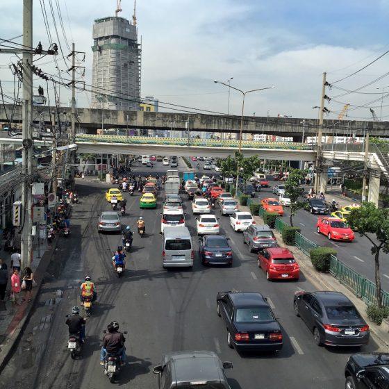"""Thailand_Bangkok_traffic_jam16"""""""""""