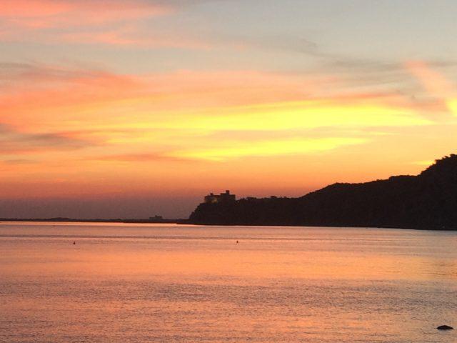 "Trieste_tramonto"""""
