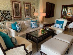ドバイのホテルでアラブの雰囲気を満喫!オンリー・ロイヤル・ミラージュ