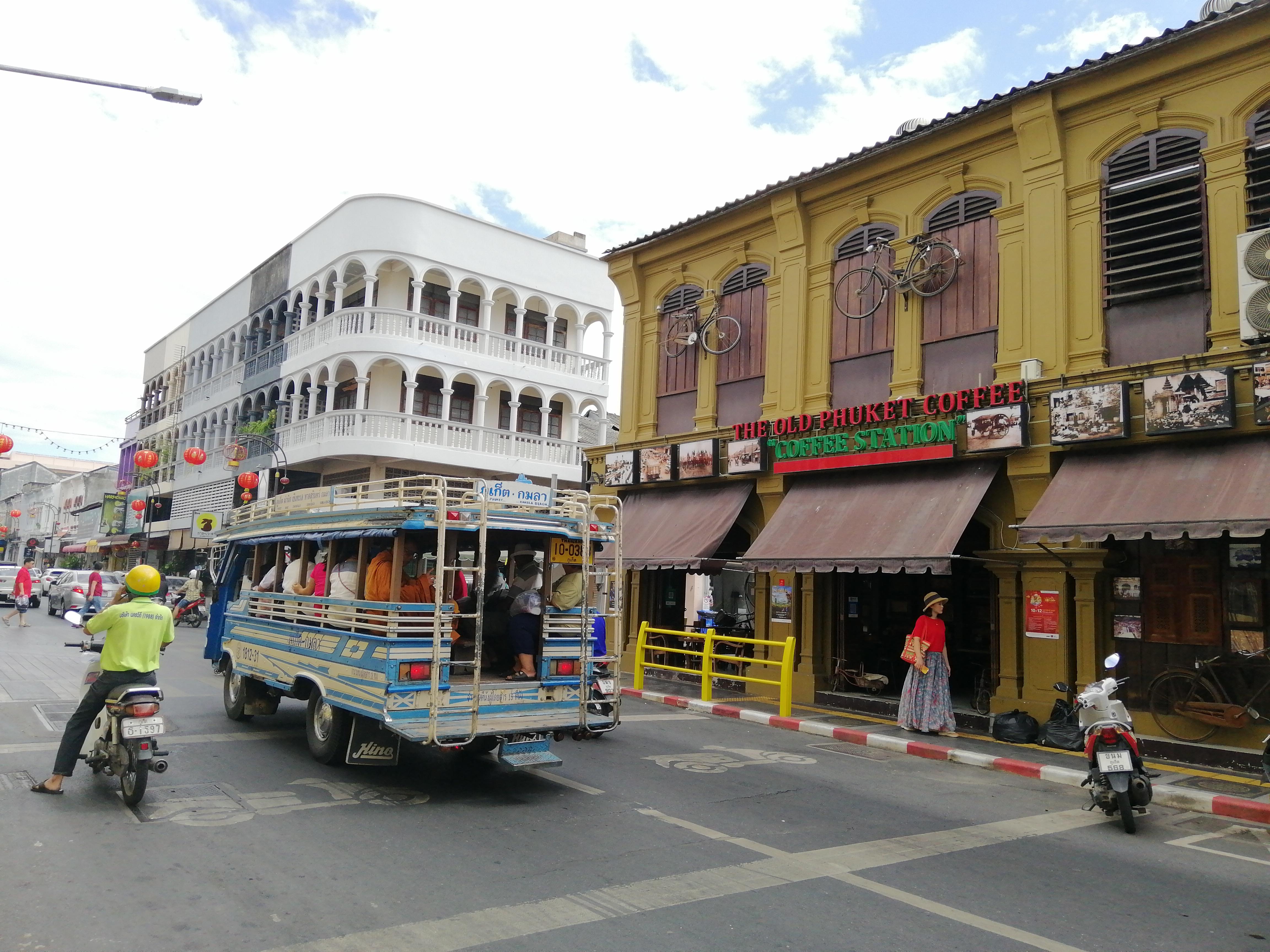 """Thai_phuketoldtown_localbus_001"""""""""""