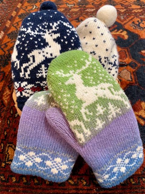 """Estonia_knit_mitten_002"""""""""""