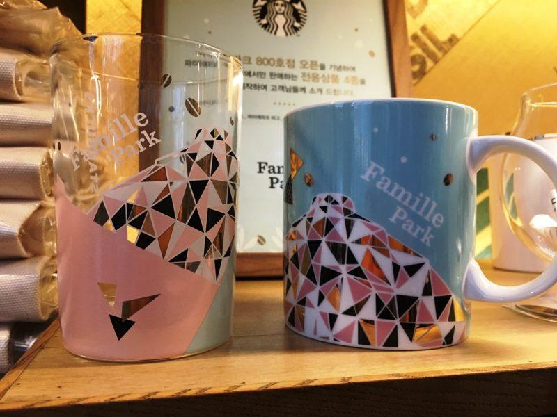 """Seoul_starbucks_FamilleParkR_souvenir"""""""""""