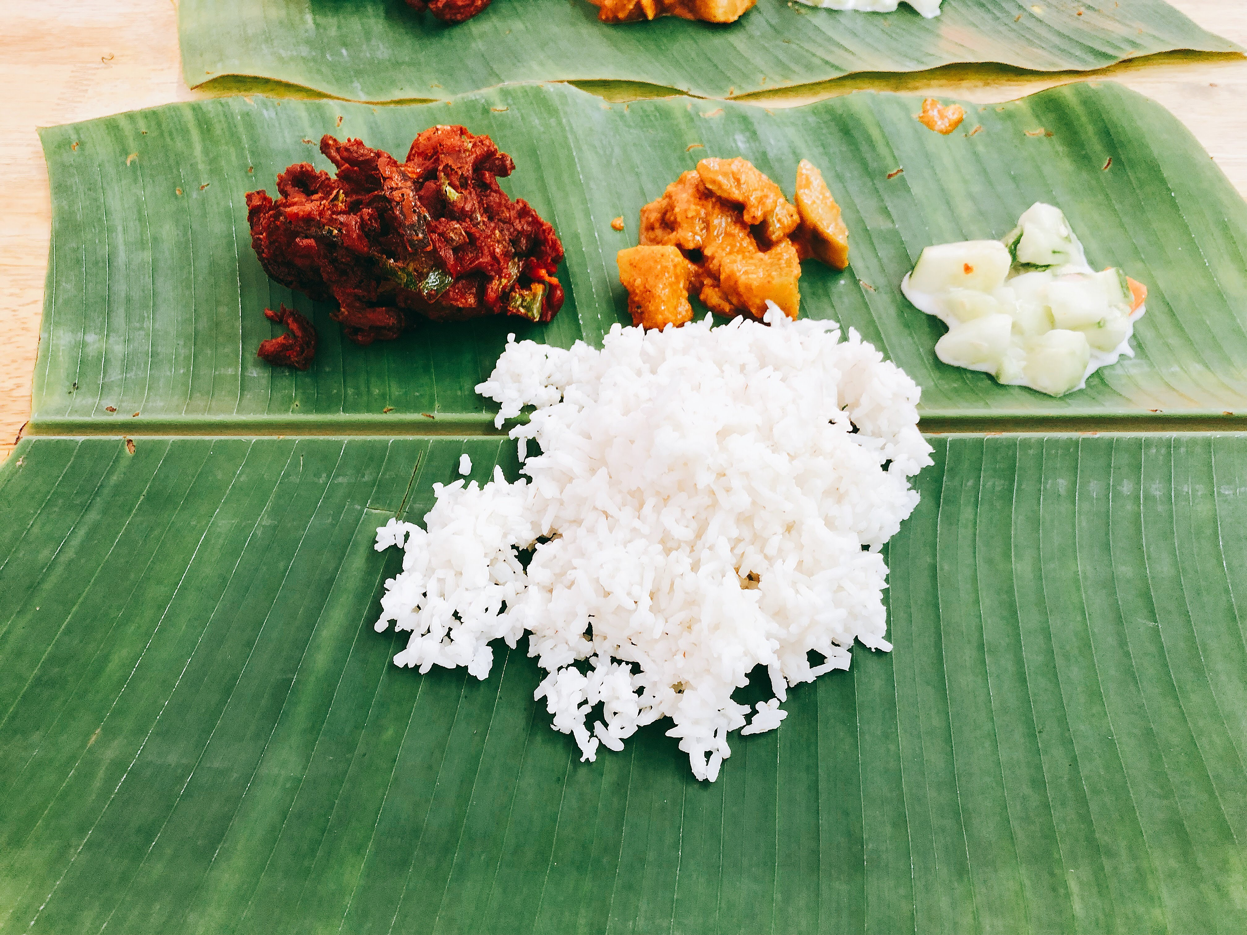 """Malaysia_Localgourmet_Bananaleafcurry_015"""""""""""