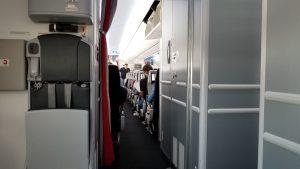 アラカルトの機内食も!エールフランス搭乗&シャルル・ド・ゴール空港乗継レポート