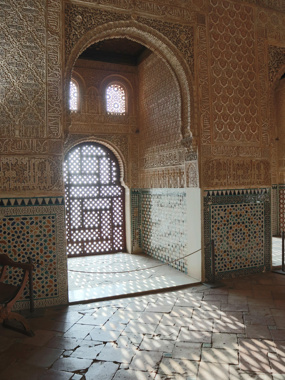 "Granada_Alhambra_MexuaraRoom_002"""""