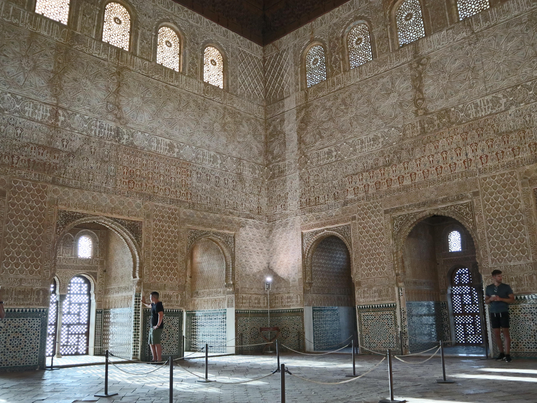 "Granada_Alhambra_MexuaraRoom_003"""""