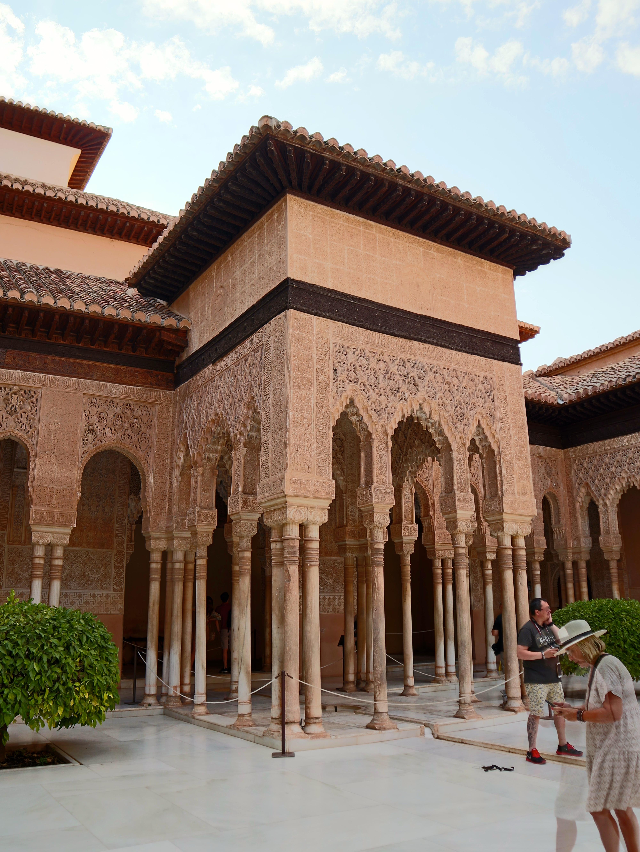 "Granada_Alhambra_PatiodeLosLeones_002"""""