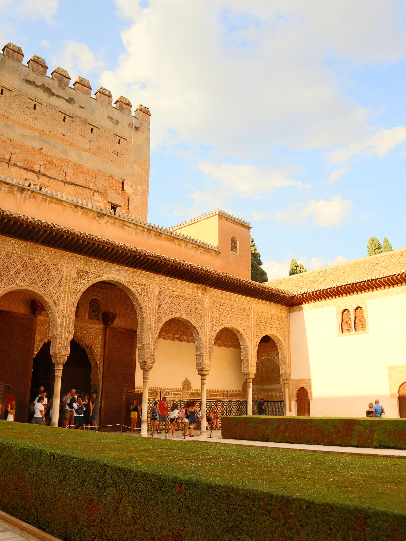 "Granada_Alhambra_PatiodeComares_002"""""