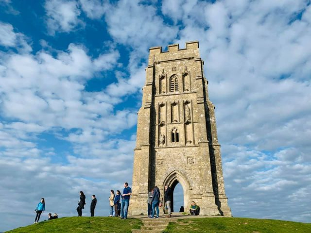 England_GlastonburyTor""""