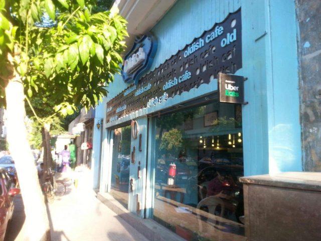 Cairo_カフェ