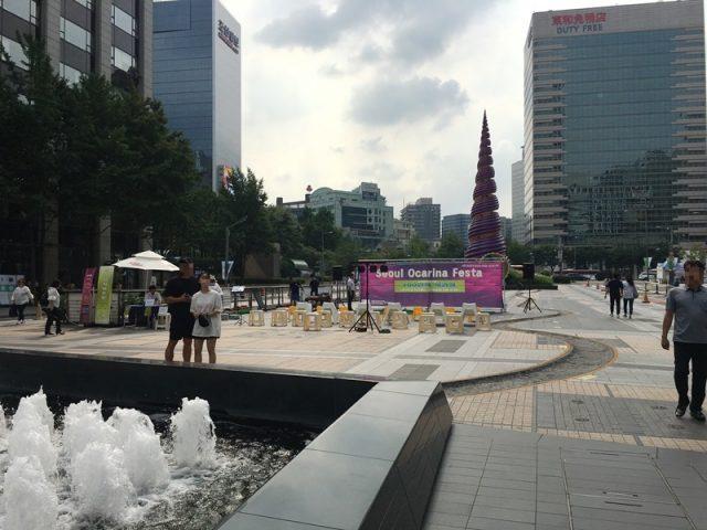 "Seoul_Cheonggye"""""
