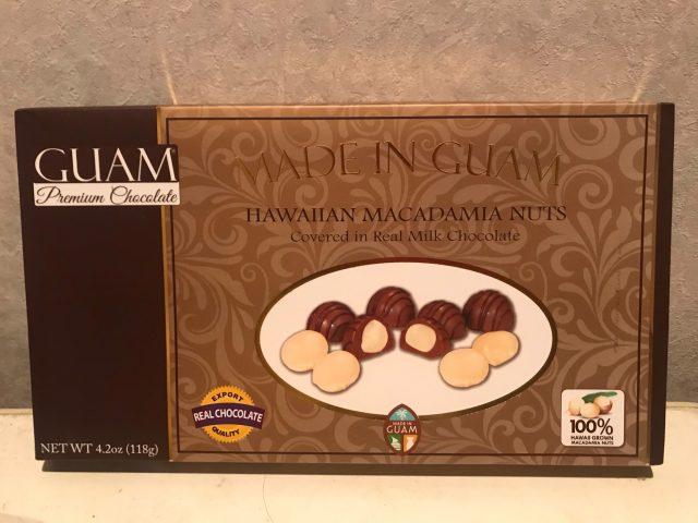 """guam_""""チョコレート"""""""
