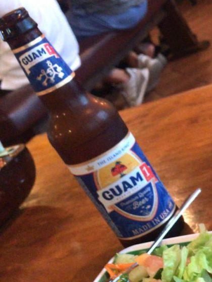 guam_グアム1ビール