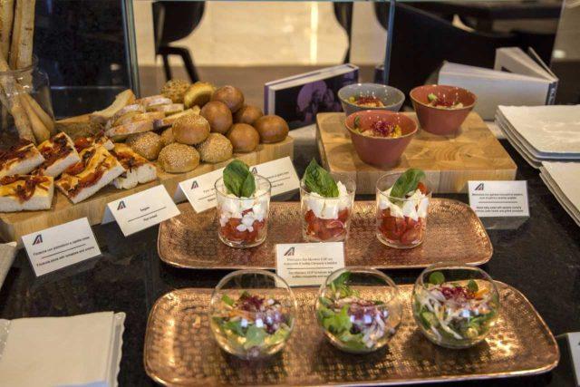"""Alitalia_Lounge_meal"""""""""""