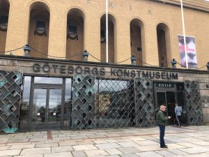 Gothenburg Museum of Artヨーテボリ美術館にノルディックアートを見に行こう!