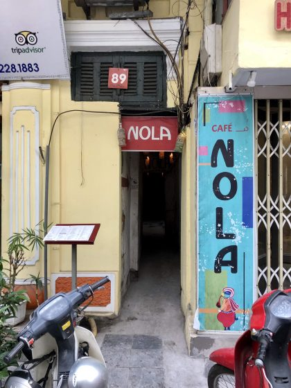 "Vietnam_HanoiCafe_nola"""""