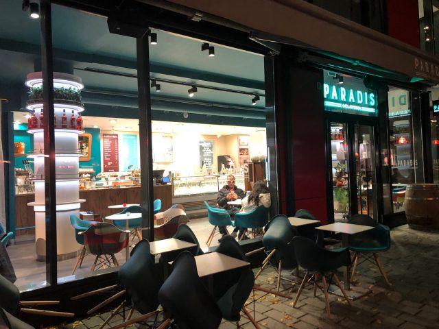 "Oslo_Cafe_PARADIS"""""