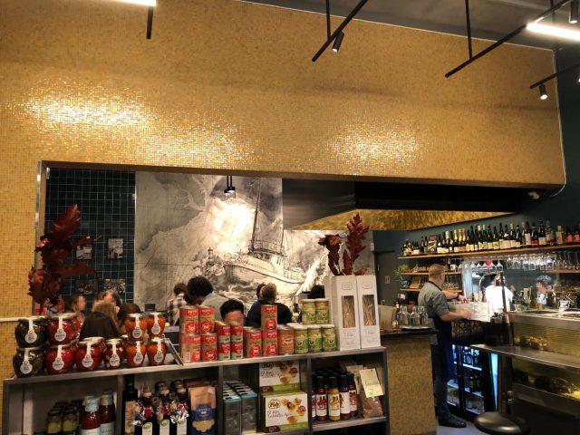 "Oslo_Cafe_FRISKERIET"""""