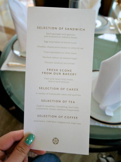 "Brunei_EmpireHotel_AfternoonTea_menu"""""