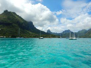 ボラボラ島にとどまらないタヒチの魅力!モーレア島ってどんなところ?