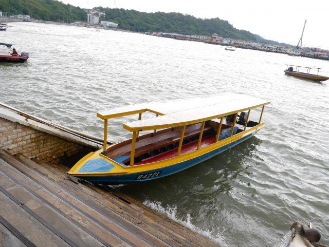 "BRUNEI_Mangrove-river-safari_water-taxi_3"""""