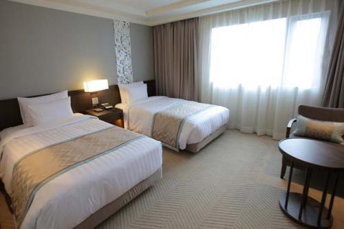 ロイヤルホテルソウル 客室