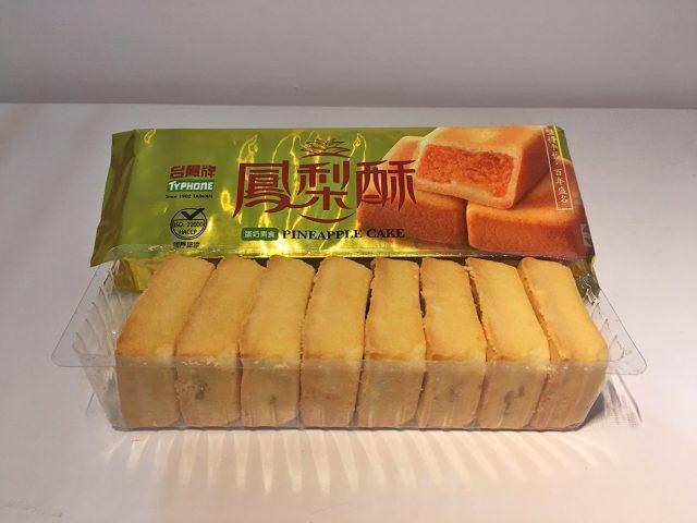 台鳳牌パイナップルケーキ パッケージ