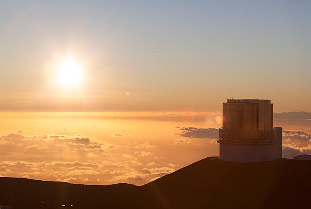 マウナケア山