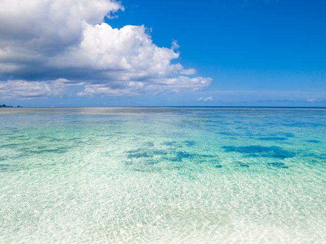 石垣島 米原ビーチの写真