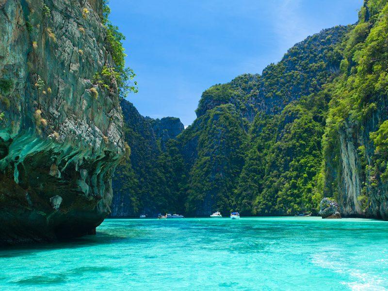 ピピ島の写真