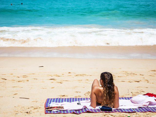 バンタオビーチの写真