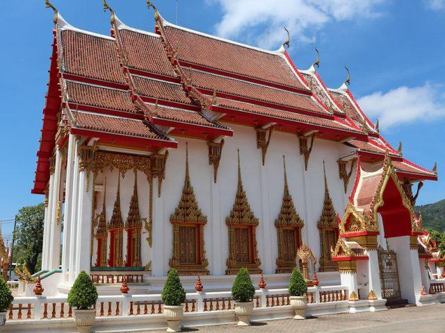 シャロン寺院の写真